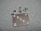 1000 RPM Beetle Motor mounting Plates