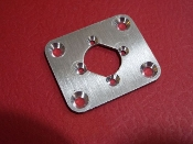 22mm Beetle Motor mounting Plates